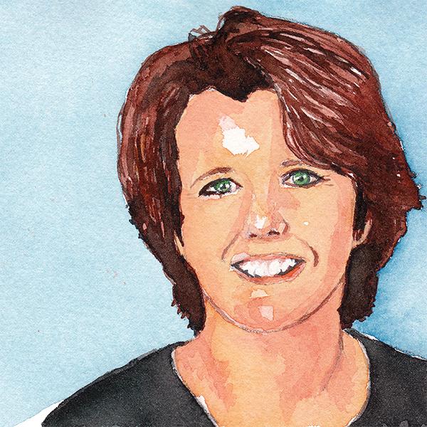 Kris DeBruine - Watercolor Artist - Original paintings and prints