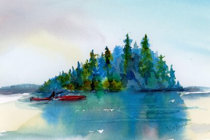 Chuckanut Island Paddle