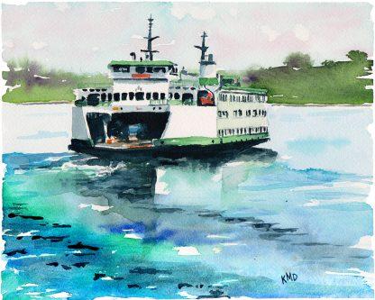Ferry Chelan