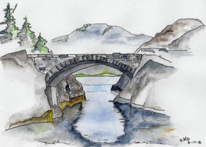 Bagley Lake Bridge