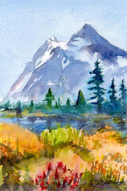 Shuksan Ridge